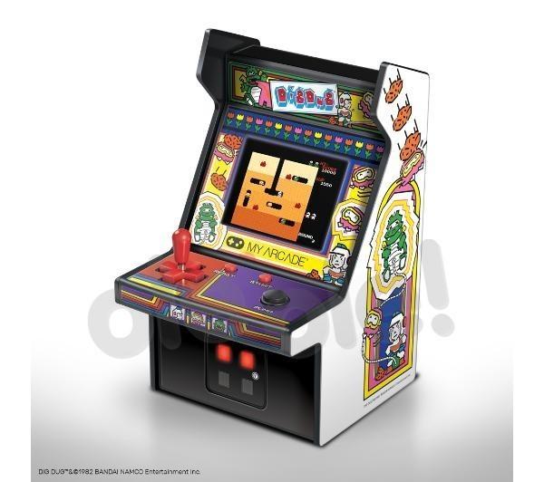 My Arcade Micro Player Retro Arcade Dig Dug