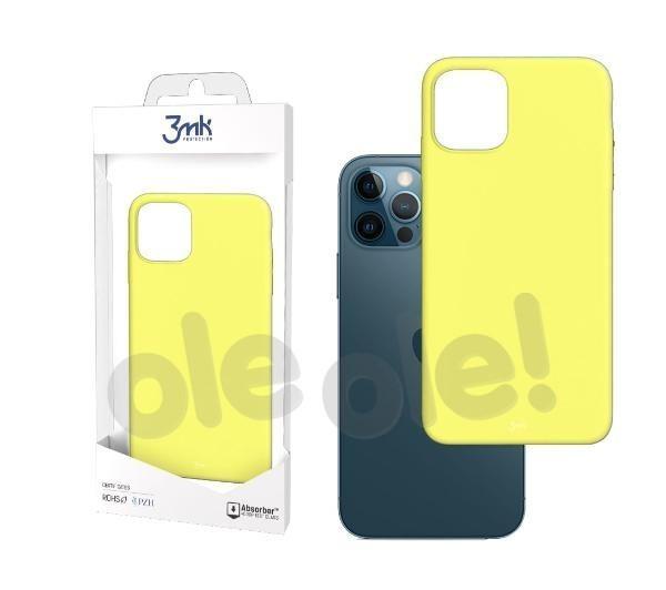 3mk Matt Case iPhone 12/12 Pro (lime)