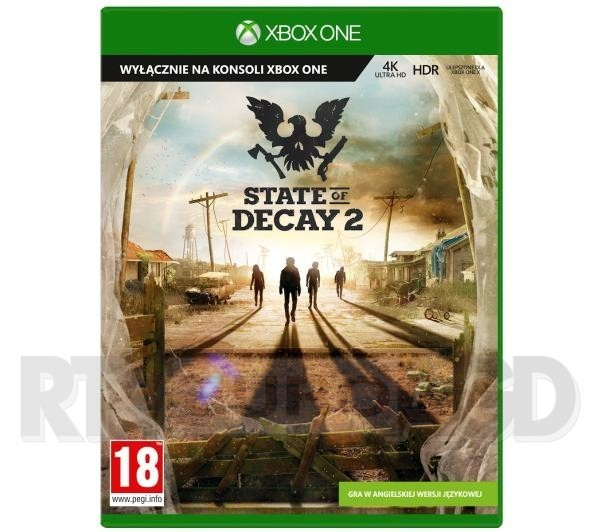 State of Decay 2 Xbox One / Xbox Series X