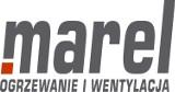 Logo firmy Marel - Ogrzewanie i wentylacja