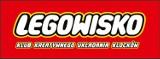Logo firmy LEGOWISKO klub kreatywnego układania klockó LEGO