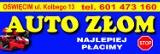 Logo firmy Auto Partner Truck Autozłom