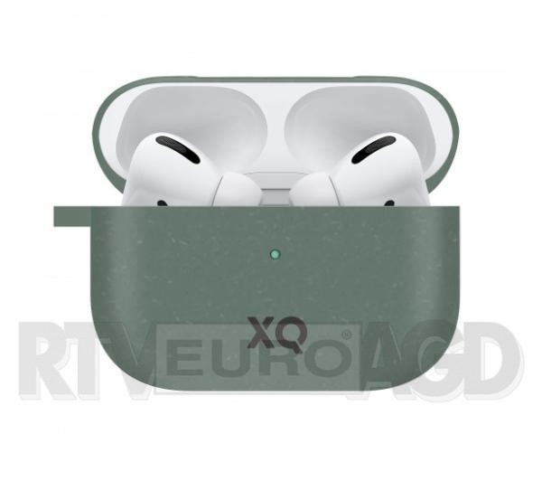 Xqisit AirPods Pro Eco Case (zielony)