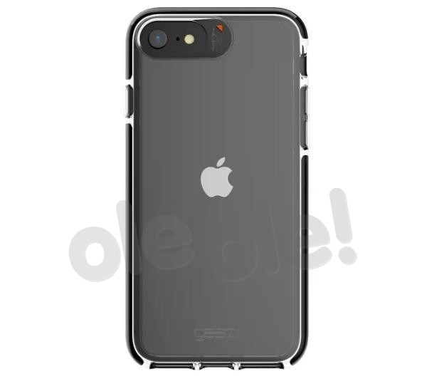 Gear4 Piccadilly iPhone SE 2020 (czarny)