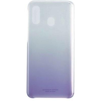 Etui SAMSUNG Gradation Cover do Samsung Galaxy A40 EF-AA405CVEGWW Fioletowy