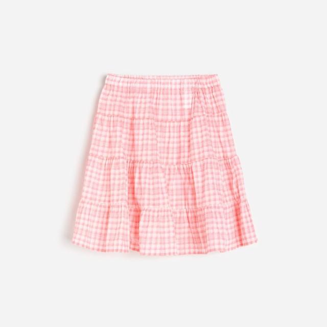 Reserved - Spódnica w kratkę - Wielobarwny