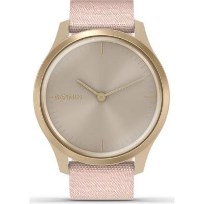 Zegarek sportowy GARMIN Vivomove Style Różowo-złoty