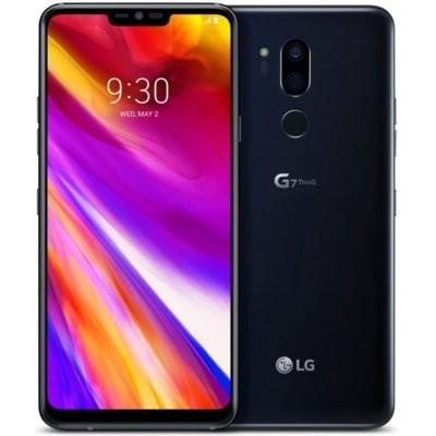Produkt z outletu: Smartfon LG G7 ThinQ New Aurora Black