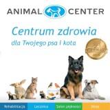 Logo firmy Animal Center Klinika Weterynaryjna