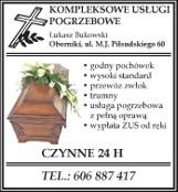 Logo firmy PPHU Łukasz Bukowski