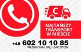 Logo firmy Transport Bagażowy Taxi Kołecki Cezary