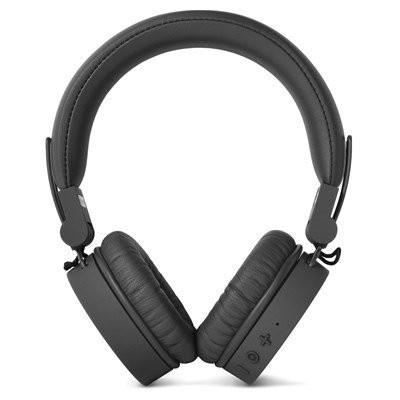 Caps Concrete BT Czarny Słuchawki bezprzewodowe FRESH N REBEL