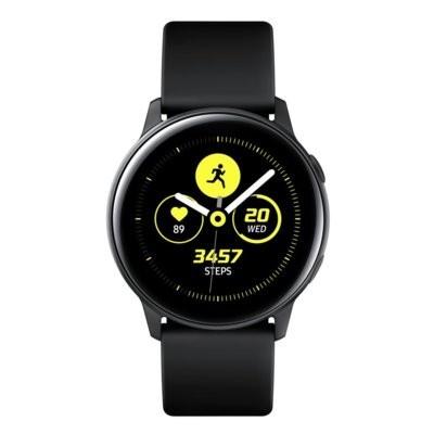 Galaxy Watch Active SM-R500NZKAXEO SmartWatch SAMSUNG