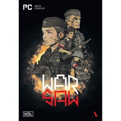 Warsaw Gra PC GAMING COMPANY