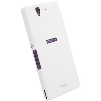 Etui KRUSELL do Sony Xperia Z Biały