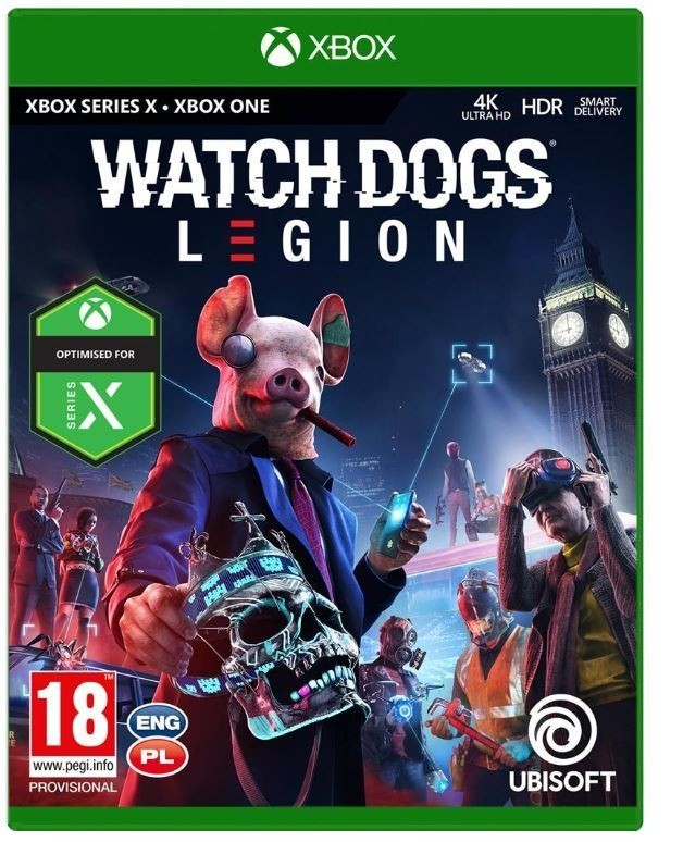 Watch Dogs: Legion XOne