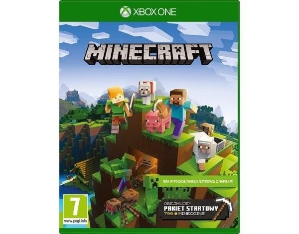 Minecraft Starter Xbox One