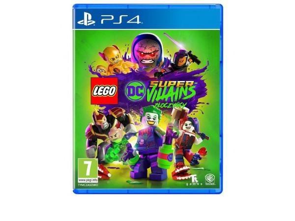 TT GAMES LEGO DC Super Villains PS4