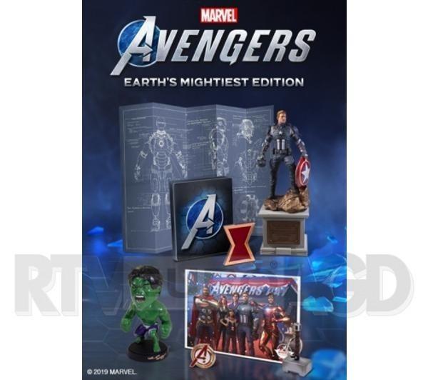 Marvel's Avengers - Edycja Najpotężniejszych Bohaterów Xbox One / Xbox Series X
