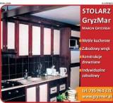 Logo firmy GRYZMAR Marcin Gryziński