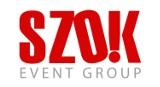 Logo firmy Szok.biz – kompleksowa obsługa wydarzeń