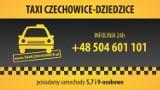 Logo firmy Taxi Czechowice