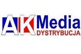 Logo firmy Ak Media Dystrybucja Agencja Reklamowa