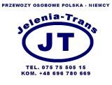 Logo firmy przewozy do niemiec belgii i holandii