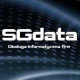 Logo firmy SGdata