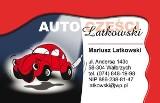 Logo firmy AUTO CZĘŚCI Latkowski | tanie części samochodowe Wałbrzych | opony, oleje