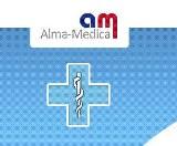 Logo firmy ALMA-MEDICA Sp. z o.o.