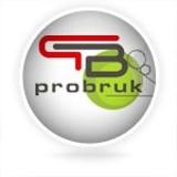 Logo firmy FHU PROBRUK brukarstwo, ogrodzenia, aranżacja ogrodów