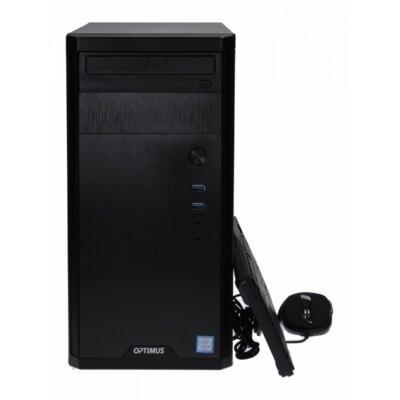 OPTIMUS Komputer Platinum GH410T i3-10100/4GB/1TB/DVD/W10P