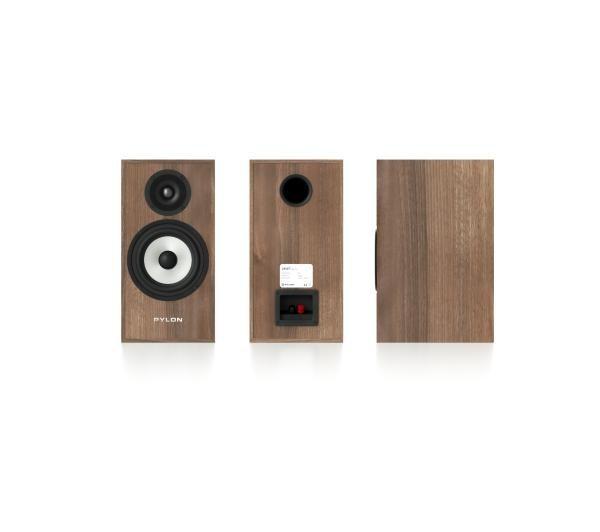 Pylon Audio Pearl Monitor (orzech) (bez podstaw) 2 szt.