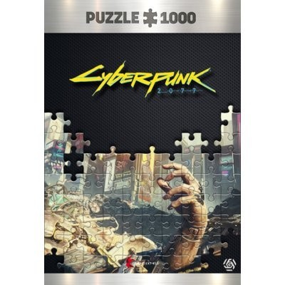 Cyberpunk 2077: Hand puzzles 1000 Puzzle GOOD LOOT