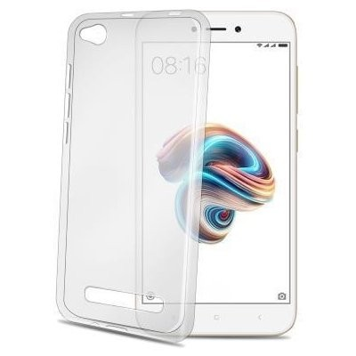 Etui CELLY do Xiaomi Redmi Note 5A Transparentny