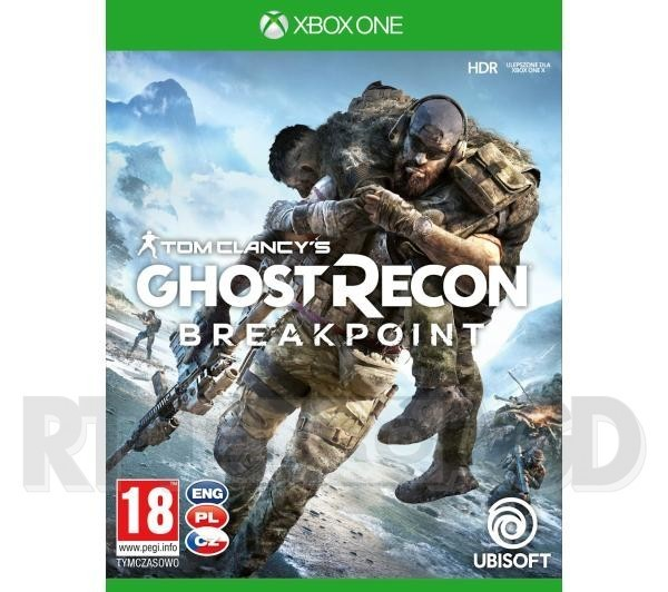 Tom Clancy's Ghost Recon Breakpoint Xbox One / Xbox Series X