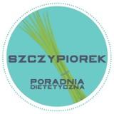 """Logo firmy Poradnia Dietetyczna """"Szczypiorek"""" mgr Paulina Lenart"""