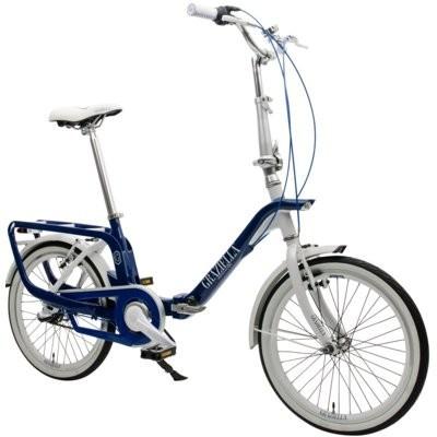 Rower miejski GRAZIELLA Salvador 3B Niebieski
