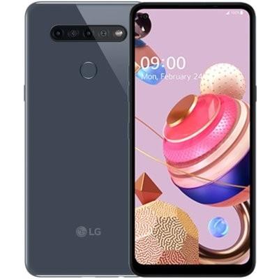 Smartfon LG K51S Tytanowy