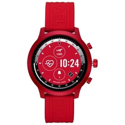 Smartwatch MICHAEL KORS MK GO Czerwony