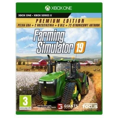 Farming Simulator 19 - Edycja Premium Gra XBOX ONE