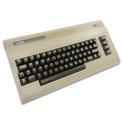 Konsola COMMODORE The C64 Maxi
