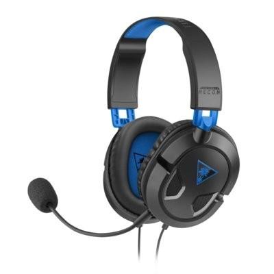 Słuchawki TURTLE BEACH Ear Force Recon 50P Czarno-niebieski
