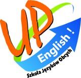 Logo firmy UP English