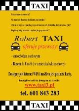 Logo firmy Taxi osobowe, Taxi BUS