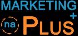 Logo firmy Marketing na plus