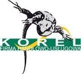 Logo firmy Firma Handlowo Usługowa KOREL Dariusz Rdzanek
