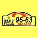 Logo firmy MPT Radio Taxi
