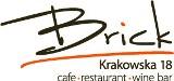 Logo firmy BRICK KRAKOWSKA 18